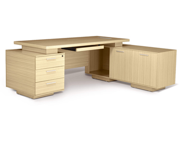 ASCENT Godrej Interio Office Furniture Desking Executive Series