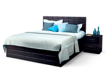 CHOCOLAT KING BED Godrej Interio Home Furnitures Bedroom Beds