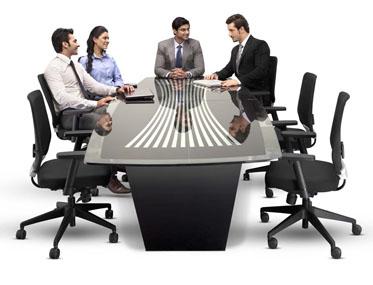 CONCLAVE Godrej Interio Office Furniture Desking Conference Rooms