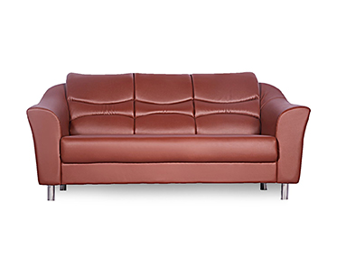 DIVA SOFA 3 SEATER Godrej Interio Home Furnitures Living Room Sofas