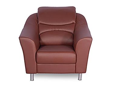 DIVA SOFA 1 SEATER Godrej Interio Home Furnitures Living Room Sofas
