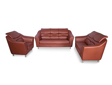 DIVA SOFA SET Godrej Interio Home Furnitures Living Room Sofas