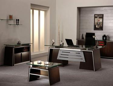 DUKE Godrej Interio Office Furniture Desking Premium Suites