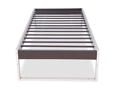 EQ METAL BED Godrej Interio Home Furnitures Bedroom Beds