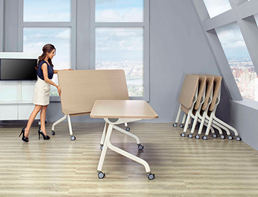 FOLD TABLE Godrej Interio Office Furniture Modular Furniture Habitat