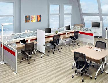 HABITAT Godrej Interio Office Furniture Modular Furniture Habitat