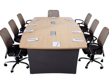IDEATE Godrej Interio Office Furniture Desking Conference Rooms