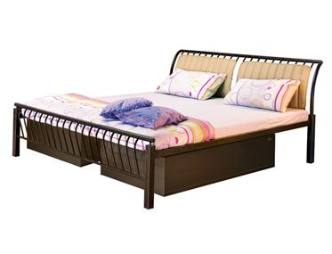 MORPHEUS QUEEN BED Godrej Interio Home Furnitures Bedroom Beds