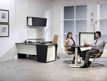ORION Godrej Interio Office Furniture Desking Cabin Furniture