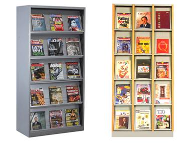 PERIODICAL DISPLAY RACK Godrej Interio Office Furniture Storage Display Storage