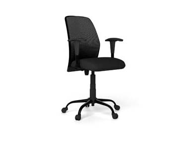 POISE CHAIR (LEATHERETTE