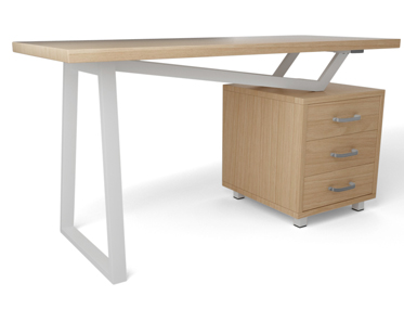 SCRIBE STUDY TABLE ( MDF