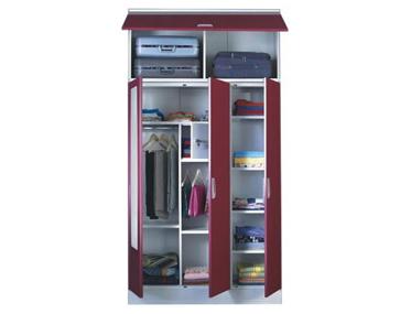 SLIMLINE 3 DOOR Godrej Interio Home Furnitures Bedroom Cupboards