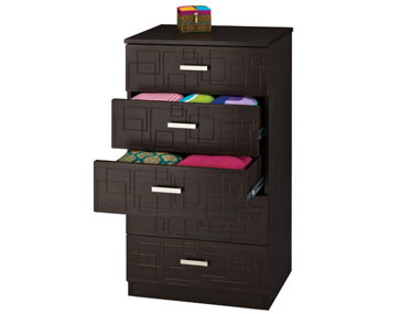 SQUADRO CHEST OF DRAWERS Godrej Interio Home Furnitures Bedroom Chest of Drawers