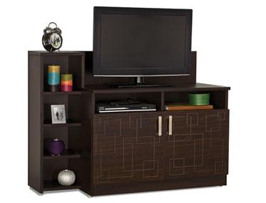 SQUADRO TV UNIT Godrej Interio Home Furnitures Living Room TV Units