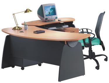 VIVA Godrej Interio Office Furniture Desking Premium Suites