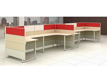 XPRESS OFFICE Godrej Interio Office Furniture Modular Furniture Tile Based Systems