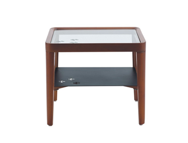 BLOOM CORNER TABLE Godrej Interio Home Furnitures Living Room Coffee Tables