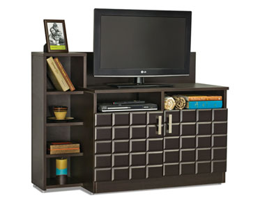 DARK CHOCOLATE Godrej Interio Home Furnitures Living Room TV Units