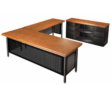 ELAN Godrej Interio Office Furniture Desking Executive Series