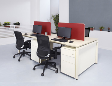 LINEA Godrej Interio Office Furniture Modular Furniture Desk Based Systems