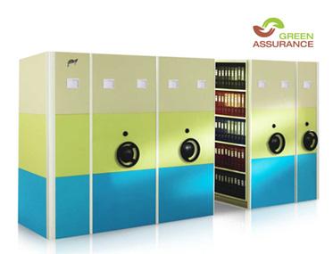 OPTIMIZER Godrej Interio Office Furniture Storage Mobile Storage