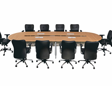 TALK MODULAR Godrej Interio Office Furniture Desking Conference Rooms