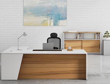 TOPAZ Godrej Interio Office Furniture Desking Executive Series