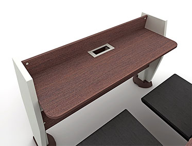 NAMASTE II Godrej Interio Office Furniture Desking Education Furniture