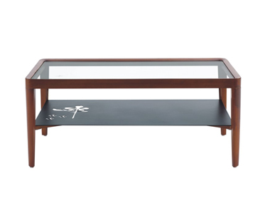 BLOOM COFFEE TABLE Godrej Interio Home Furnitures Living Room Coffee Tables