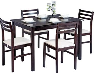 b20fe8a7b2 ESTANA DINING SET Godrej Interio Home Furnitures Dining Room Dining Sets