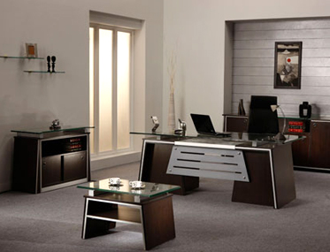 DUKE Godrej Interio Office Furniture Desking Premium Suites