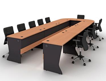 ENCARTA Godrej Interio Office Furniture Desking Conference Rooms