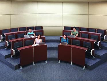 ENLIGHTEN STEPPED FLOORING Godrej Interio Office Furniture Desking Education Furniture