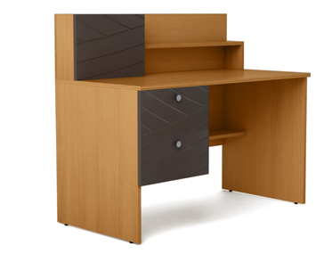 FAB FIESTA STUDY TABLE ( PARTICLE BOARD
