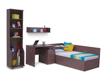 FLOYD BED SET Godrej Interio Home Furnitures Bedroom Beds