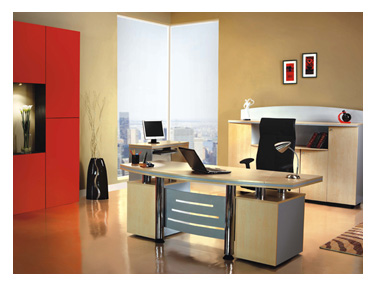 MARQUIS Godrej Interio Office Furniture Desking Premium Suites