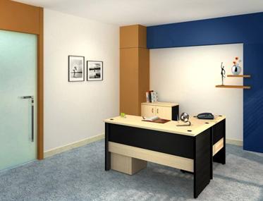 MAYFAIR Godrej Interio Office Furniture Desking Executive Series