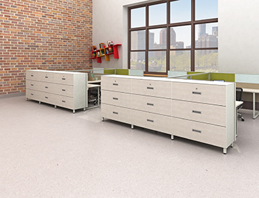 RESERVE Godrej Interio Office Furniture Storage Modular Storage
