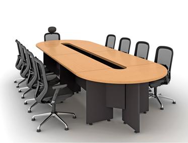 SENATE Godrej Interio Office Furniture Desking Conference Rooms