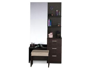SQUADRO PREMIUM DRESSING TABLE Godrej Interio Home Furnitures Bedroom Dressing tables
