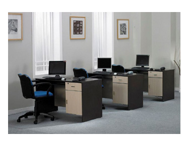 TRIDENT JUNIOR Godrej Interio Office Furniture Desking Office Desks