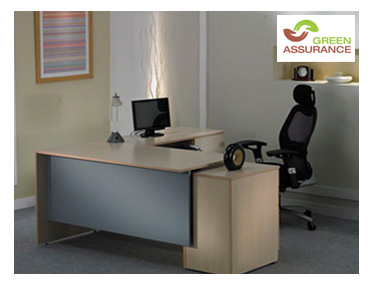 TRIDENT MIDDLE Godrej Interio Office Furniture Desking Executive Series