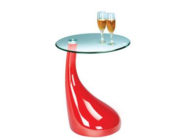VEGAS CORNER TABLE Godrej Interio Home Furnitures Living Room Coffee Tables