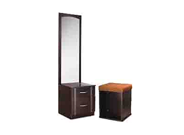 ZURINA DRESSING TABLE Godrej Interio Home Furnitures Bedroom Dressing tables