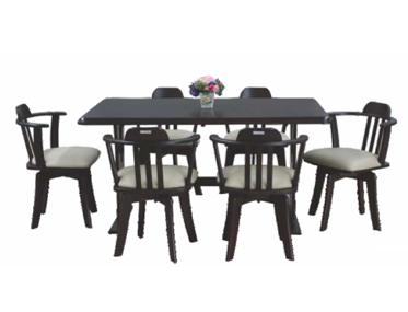 ATLANTA DINING SET Godrej Interio Home Furnitures Dining Room Dining Sets
