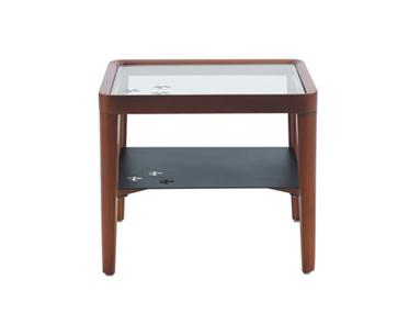 BLOOM CORNER TABLE Godrej Interio Home Furnitures Living Room Coffee Tables