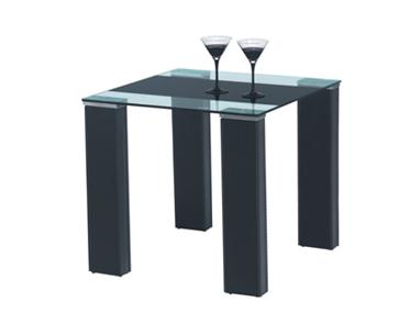 CRYSTALLINE CORNER TABLE Godrej Interio Home Furnitures Living Room Coffee Tables