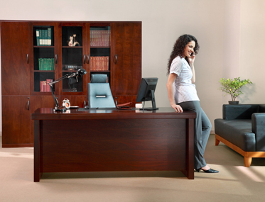IMPRESS Godrej Interio Office Furniture Desking Premium Suites