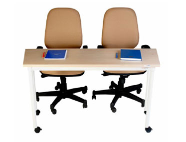 LECTURA Godrej Interio Office Furniture Desking Training Room Tables